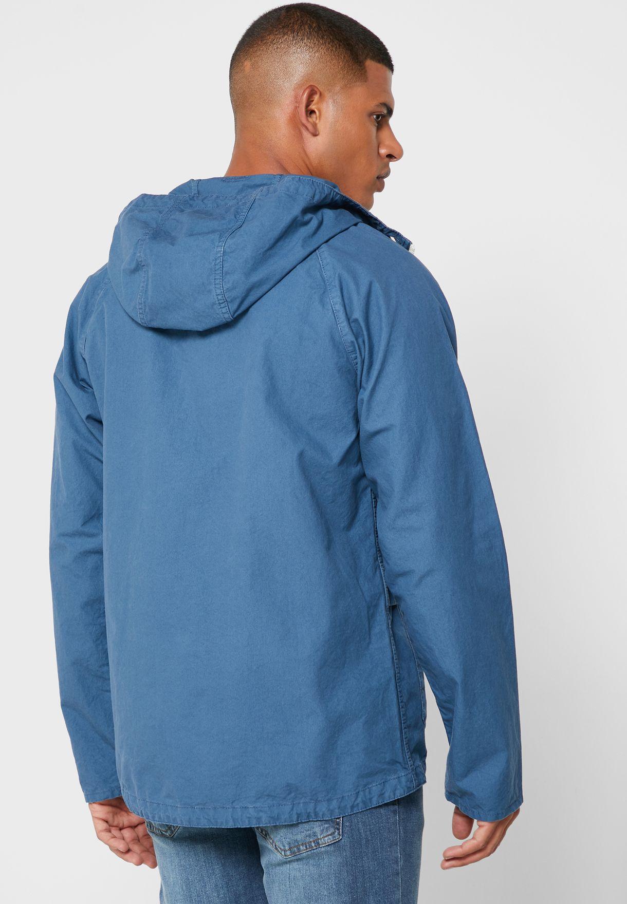 Bennet Hooded Jacket
