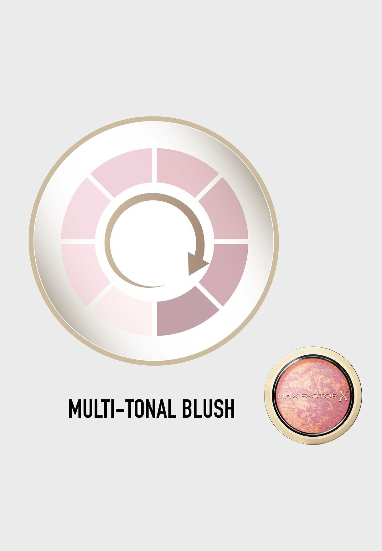 Creme Puff Powder Blush- 25 Alluring Rose
