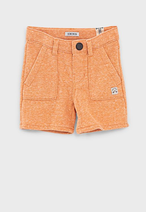 Kids Faded Shorts