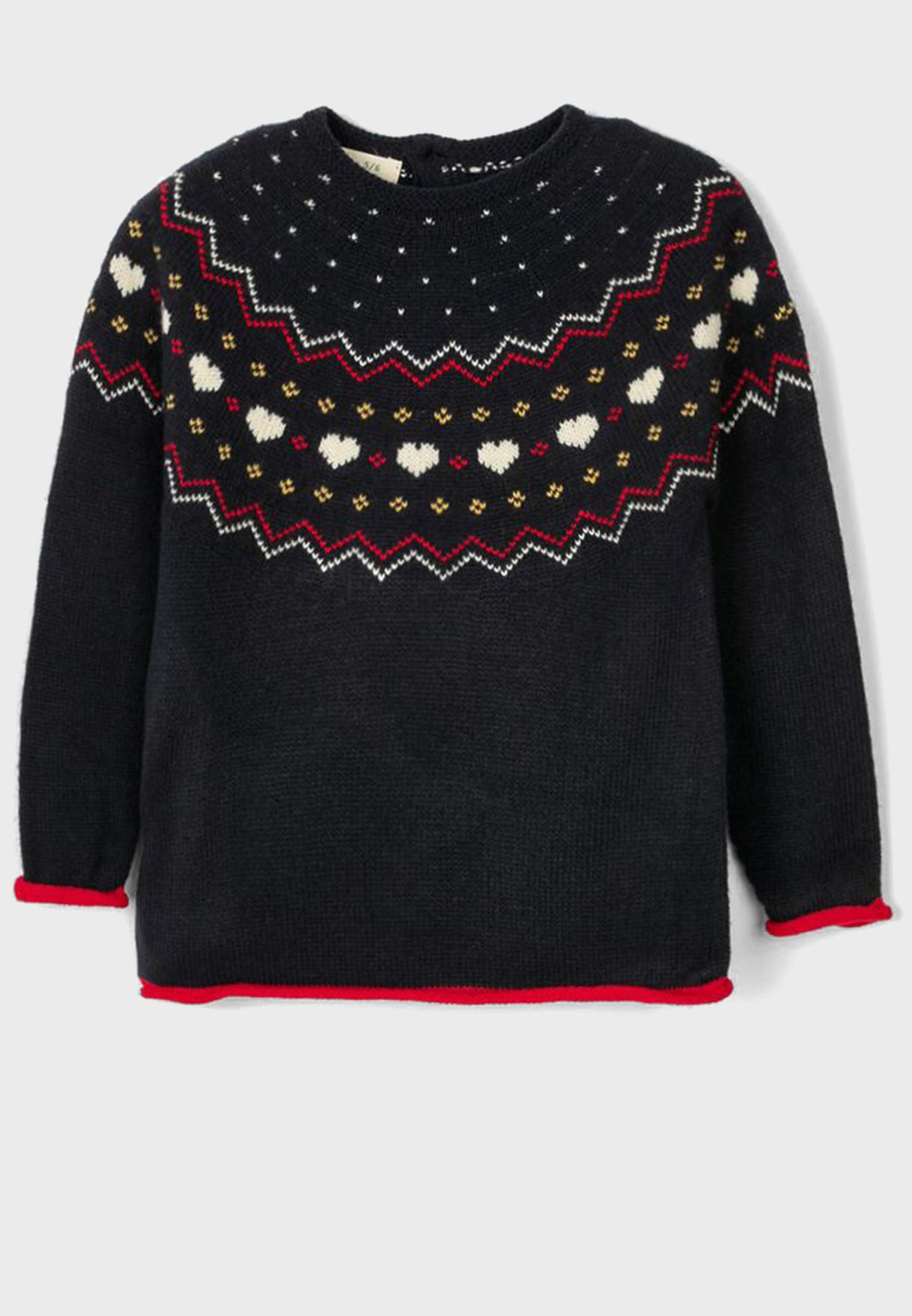 ZIPPY Boys Polo Sweater