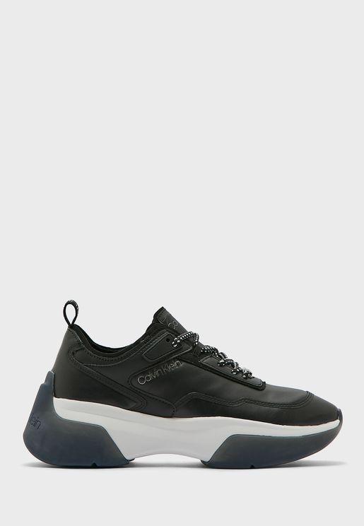 Statement Low Top Sneakers