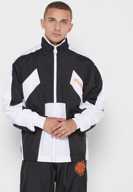 The Hundreds Track Jacket
