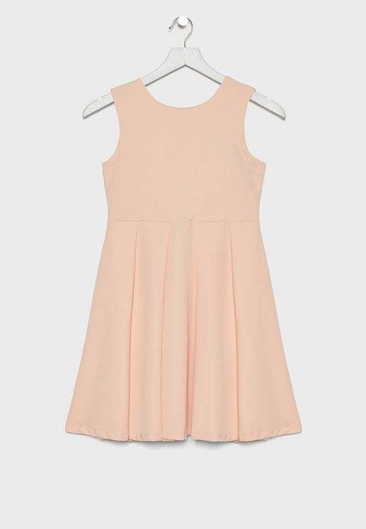 Kids Aria Bow Dress