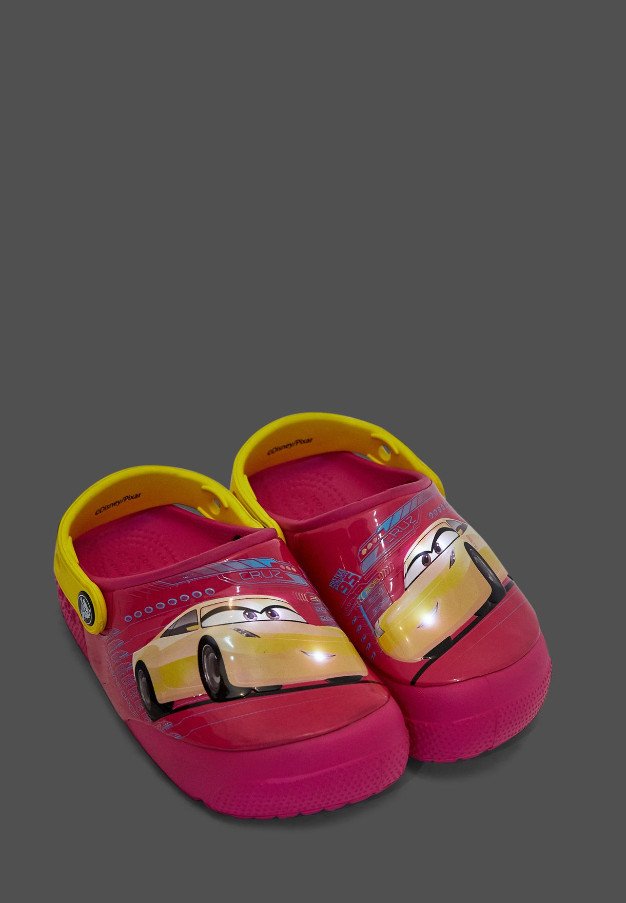 Kids Printed Slip On