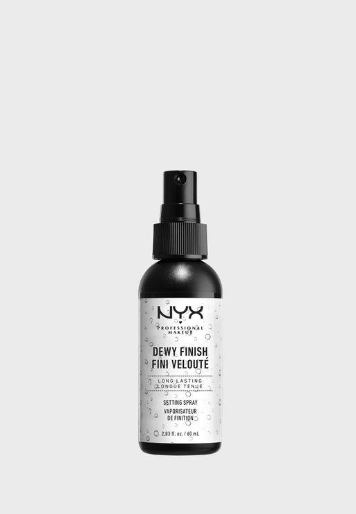 Make Up Setting Spray - Dewy Finish/Long Lasting