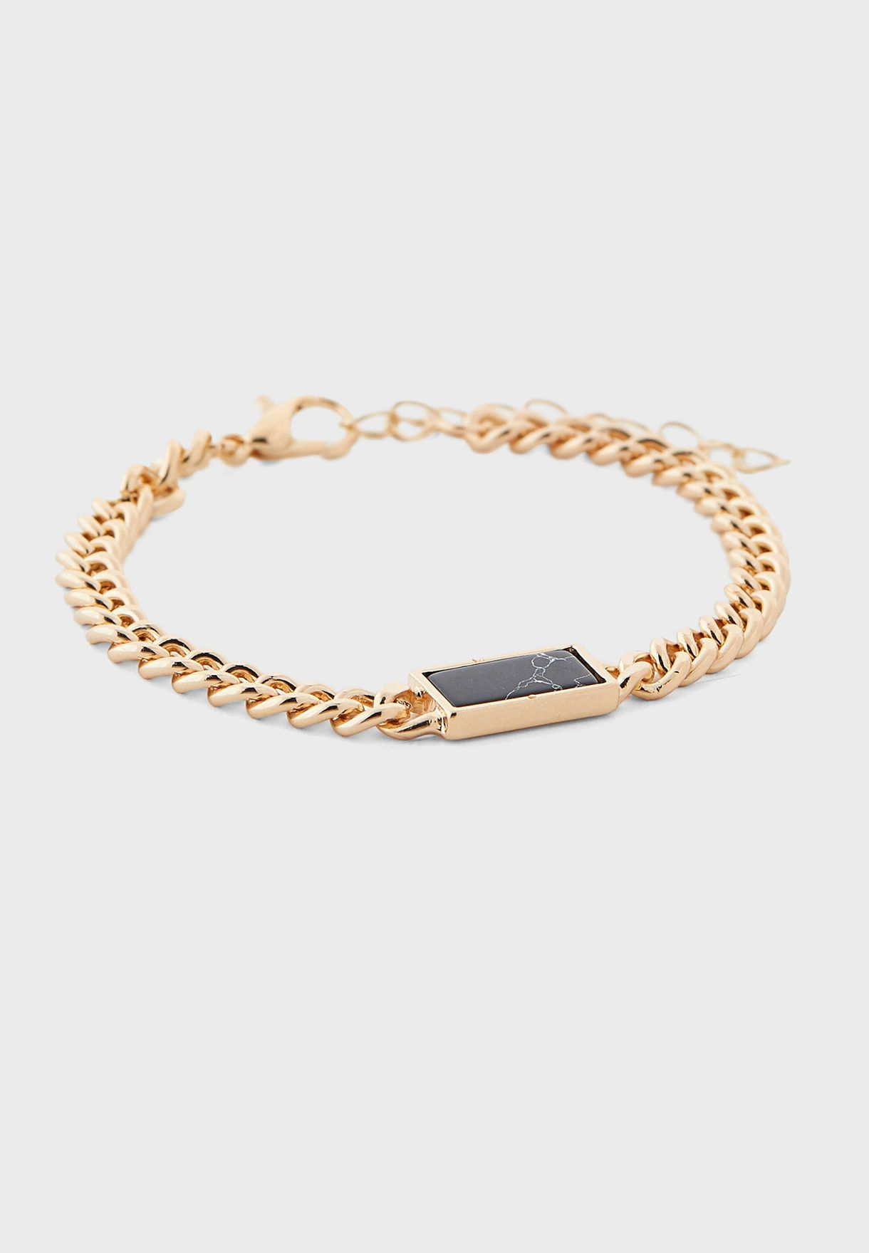 Multipack Marble Detail Bracelets