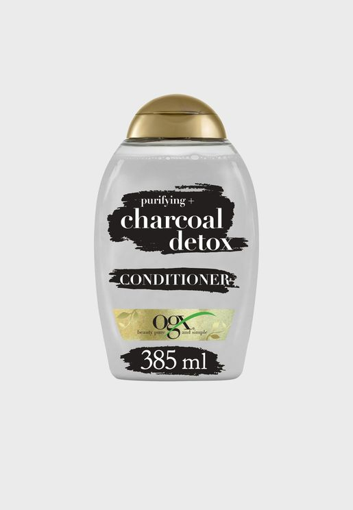 Purifying+ Charcoal Detox Conditioner 385 ml