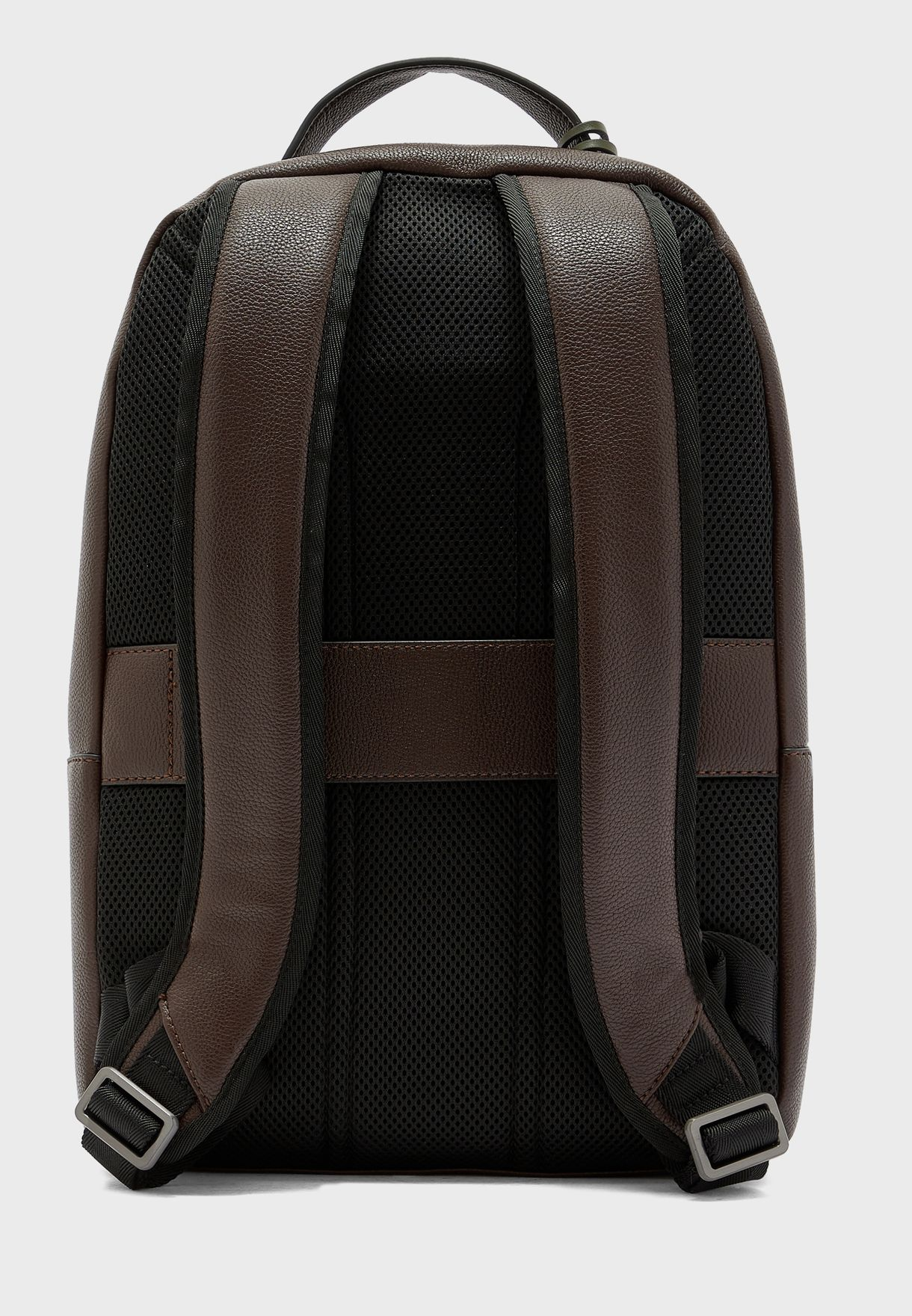 Quilted PocketBackpack