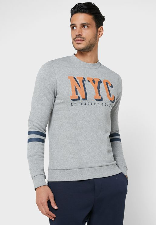 Luke NYC Sweatshirt