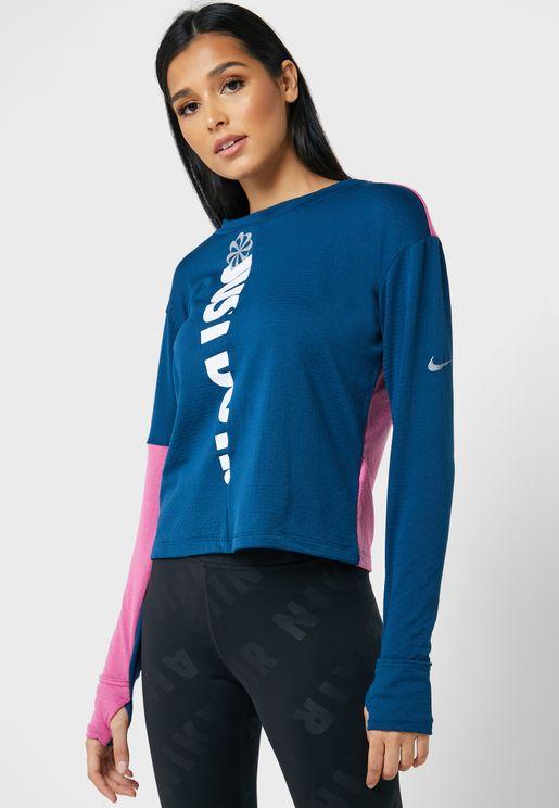 Icon Clash Sphere Sweatshirt