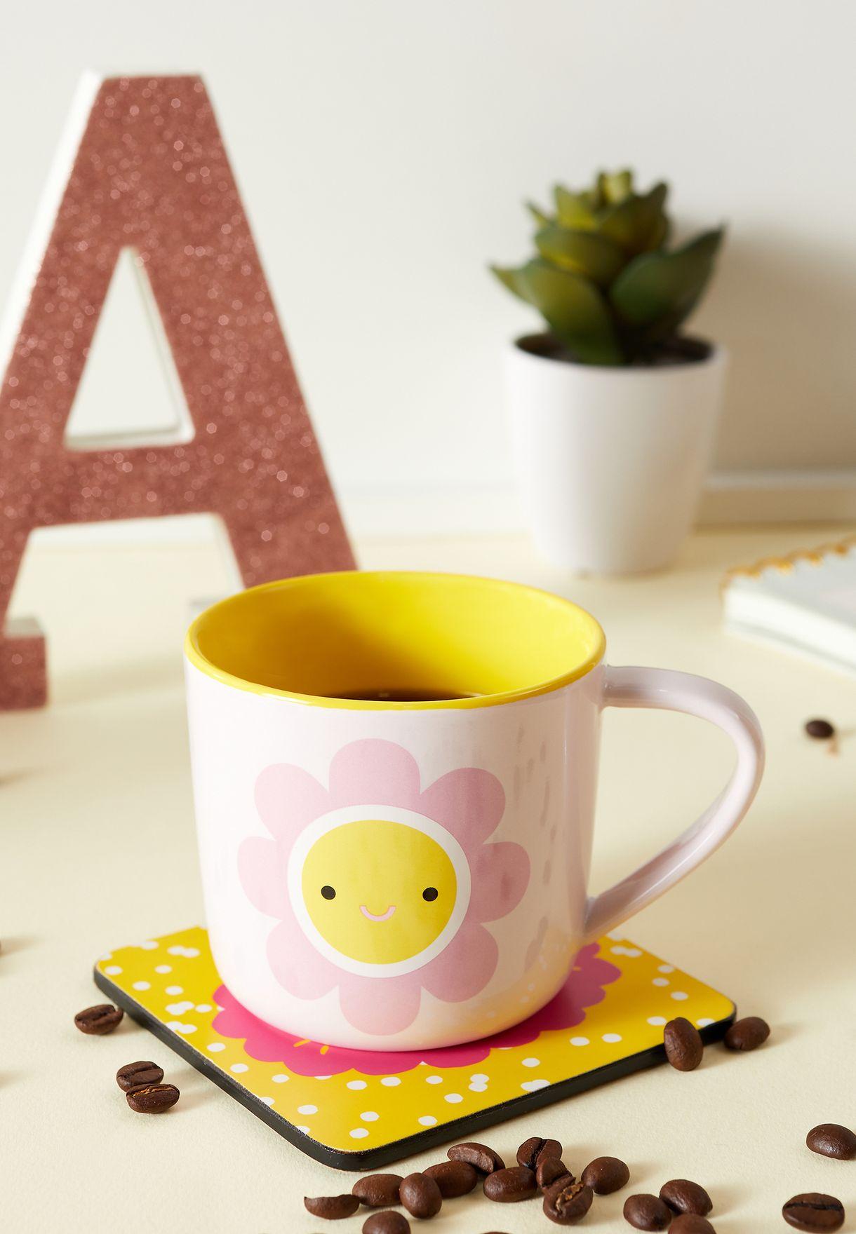 Sun Printed Cute Mug