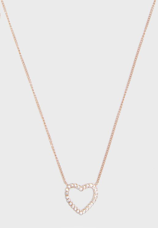 JF03086791 Vintage Glitz Necklace