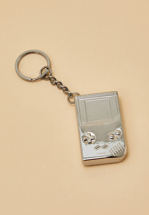 3D Gameboy Keyring