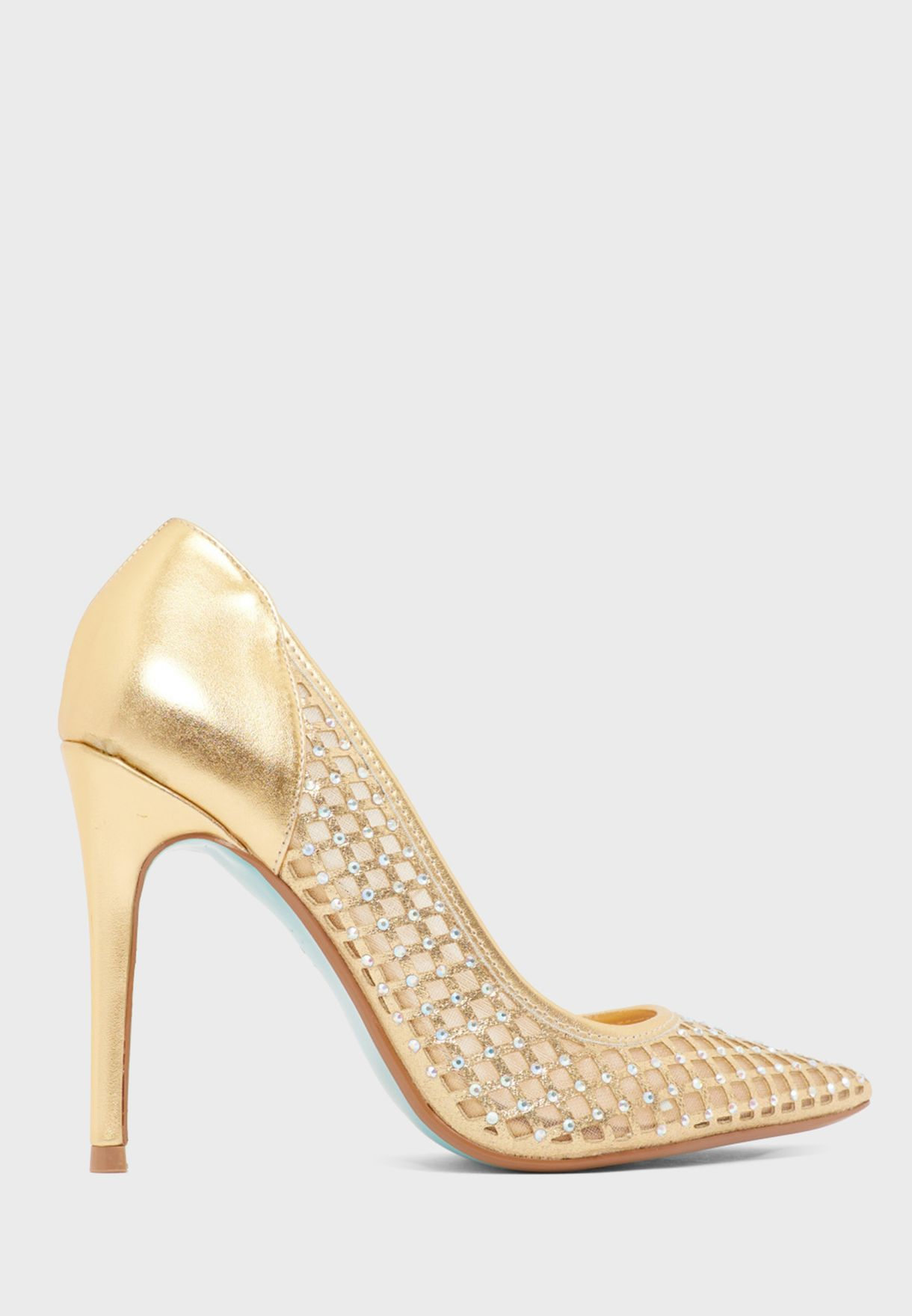 Livia High Heel Pump