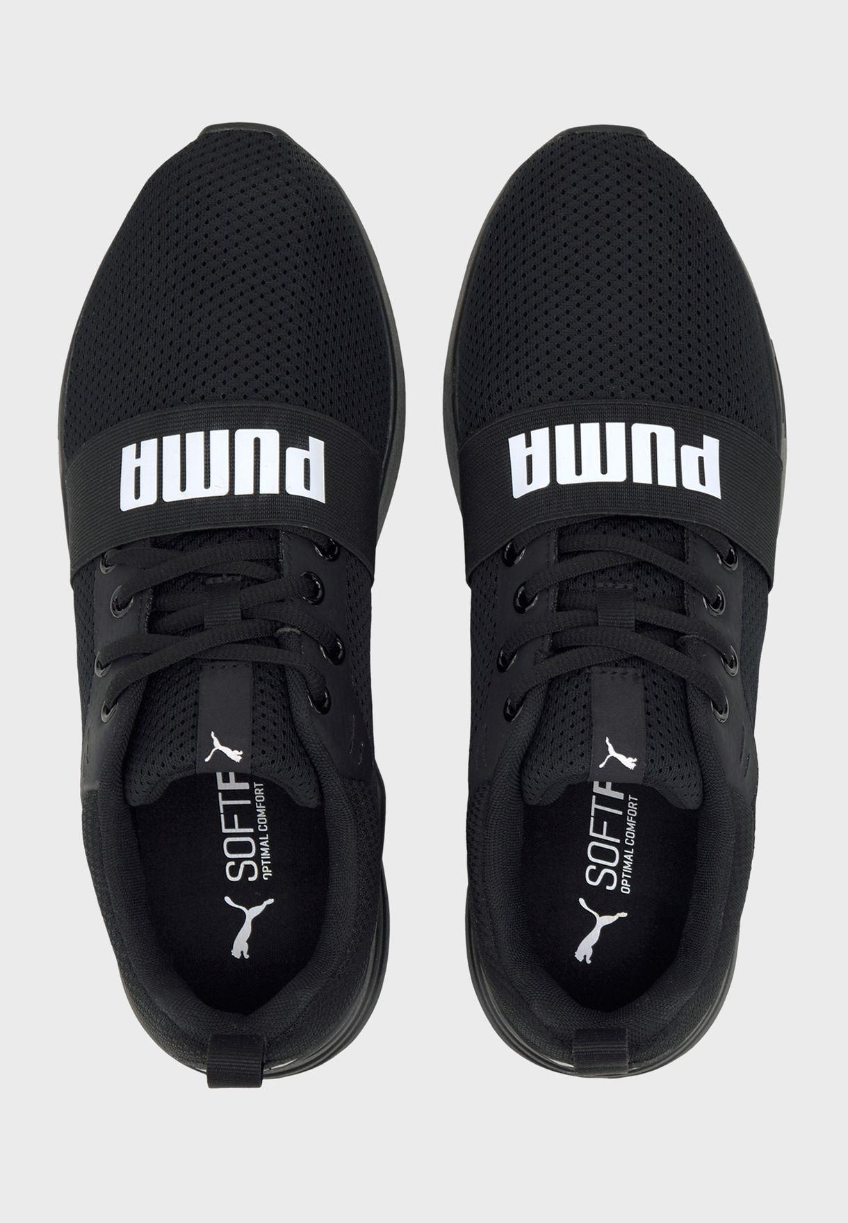 حذاء وايرد ران