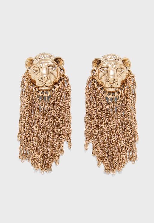Jasmina Drop Earrings