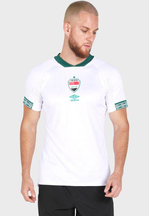 21/22 Iraq Away Match Jersey