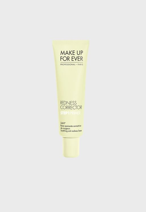 Step 1 Primer - Redness Corrector