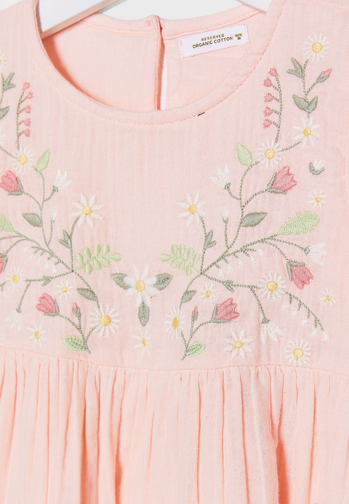 Infant Embroidered Dress
