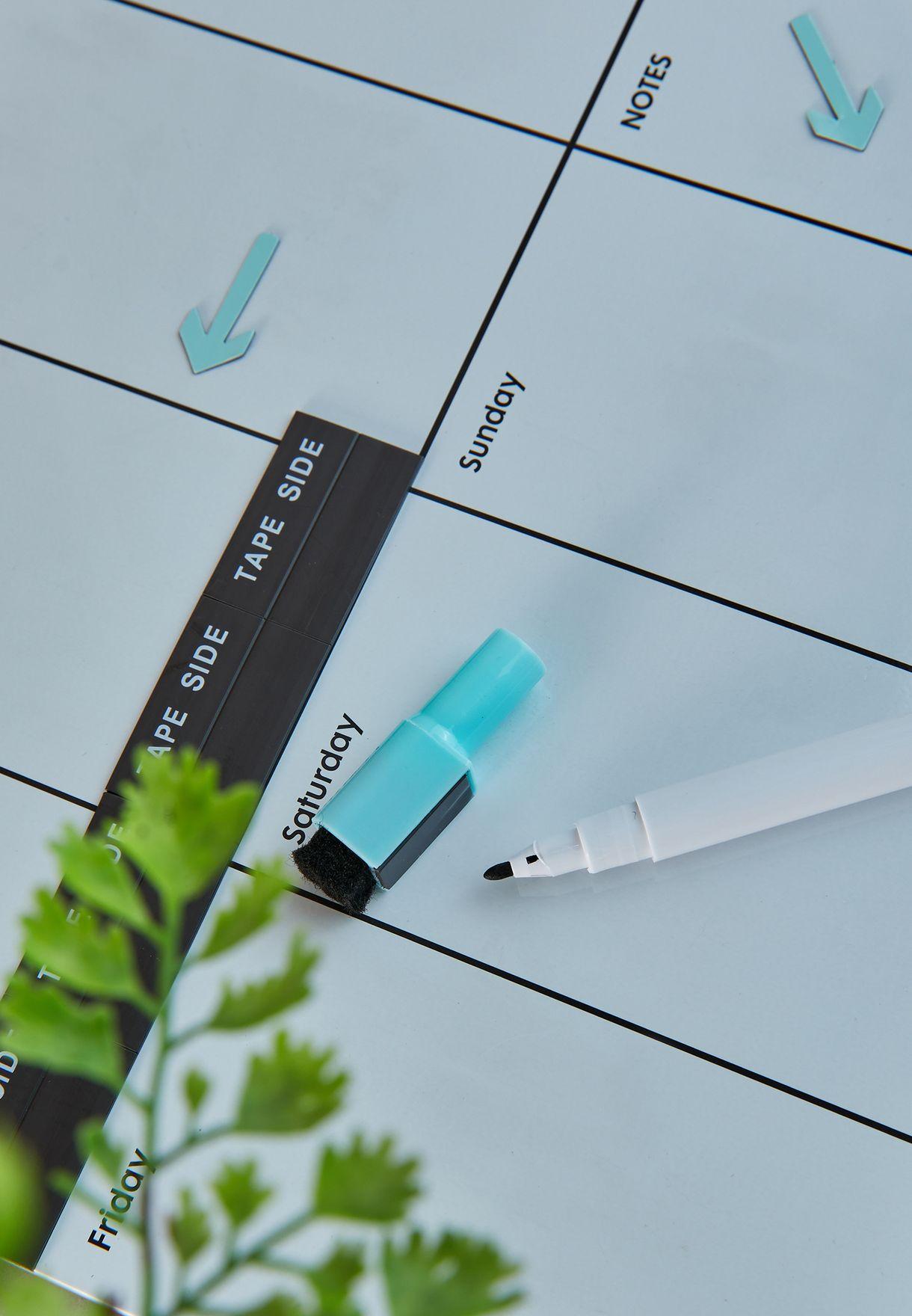 Whiteboard + Marker