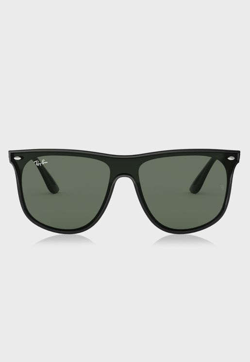 0RB4447N Wayfarer Sunglasses