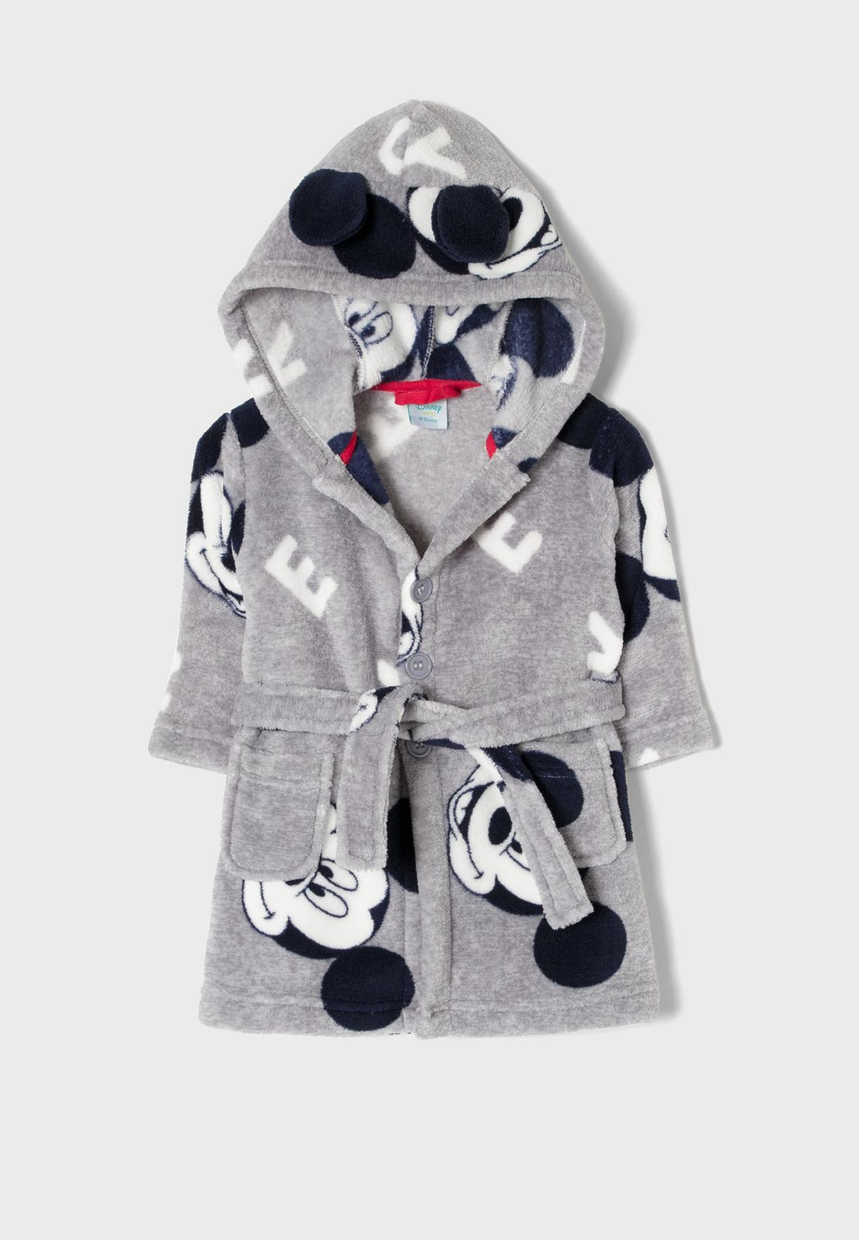 Infant Mickey Mouse Robe