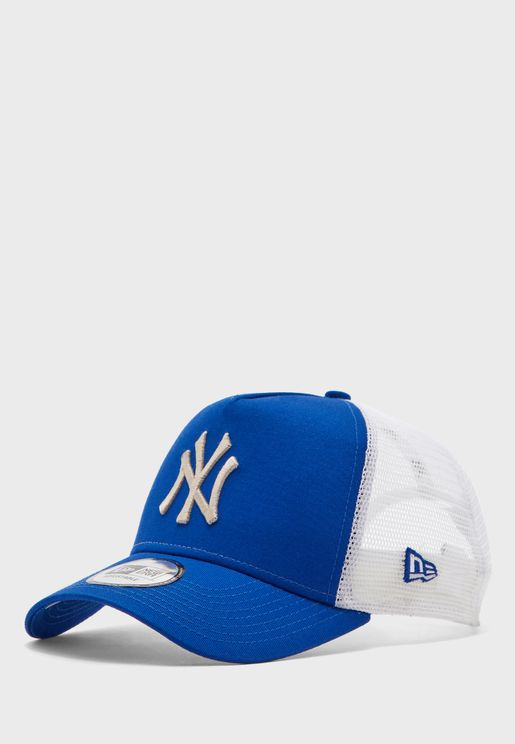 9Forty New York Yankees League Trucker