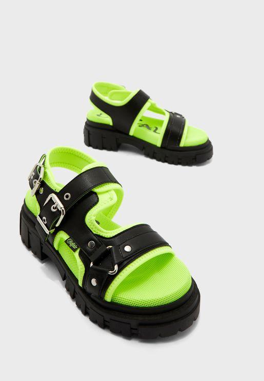Jorja Platform Sandal