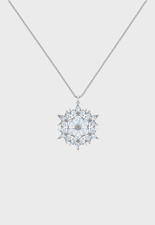 Magic Pendant Snow Pendant Necklace