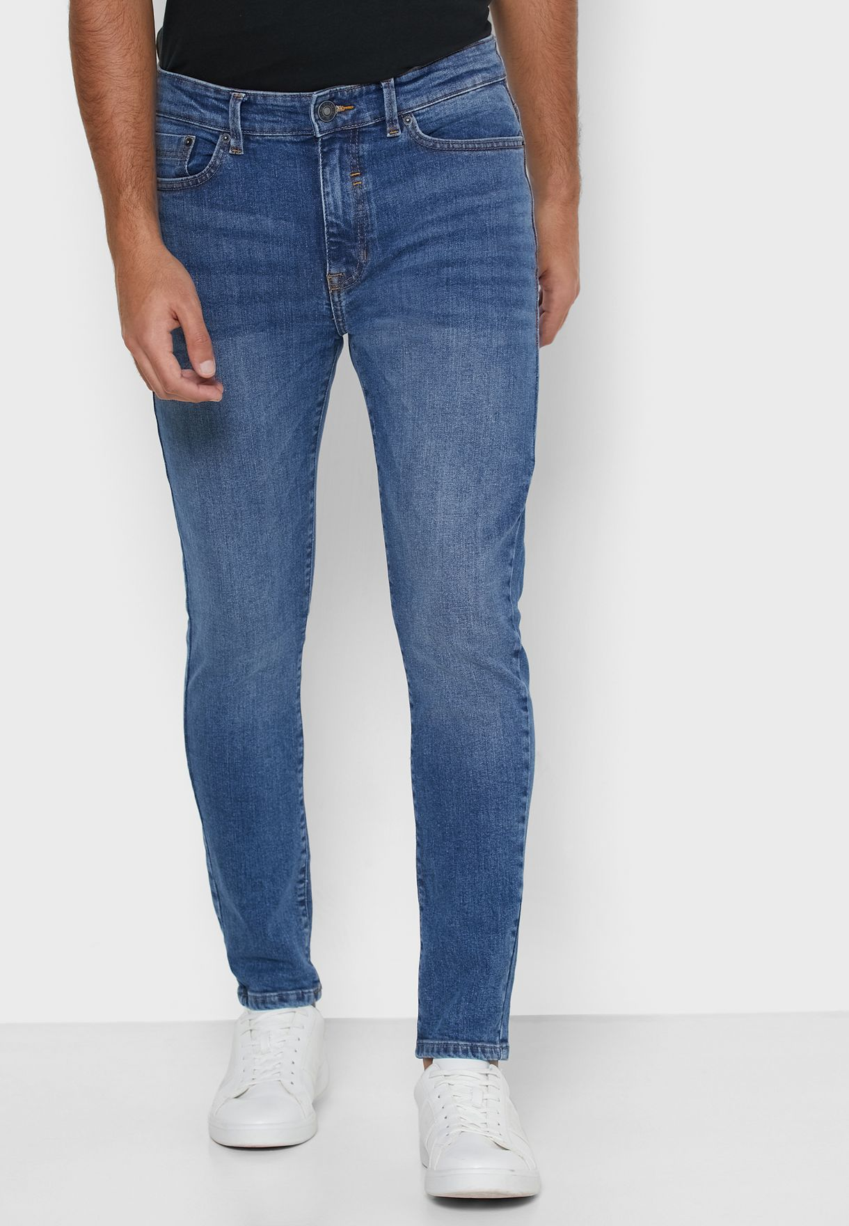 Simba Super Skinny Fit Jeans