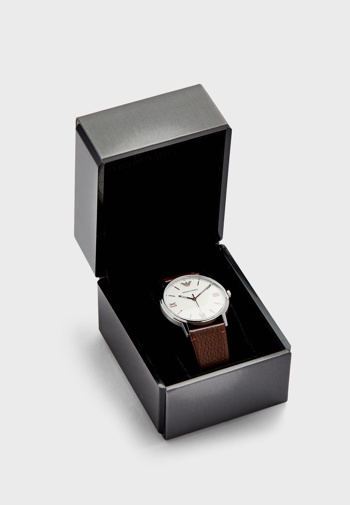 AR11173 Kappa Analog Watch
