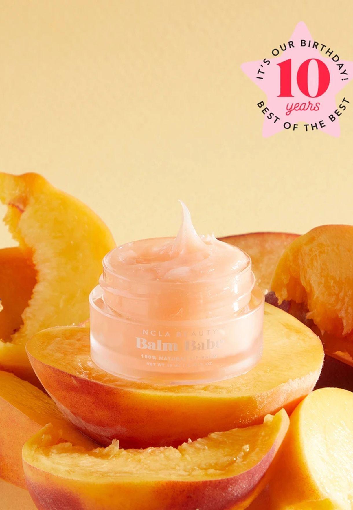 Balm Babe Lip Balm - Peach