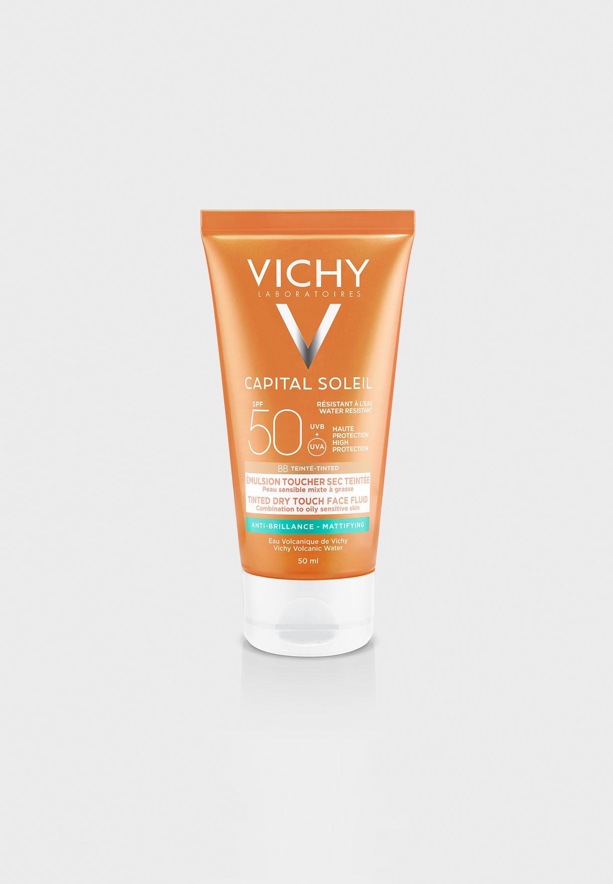 Ideal Soleil BB Tinted Face Fluid Matte 50ML