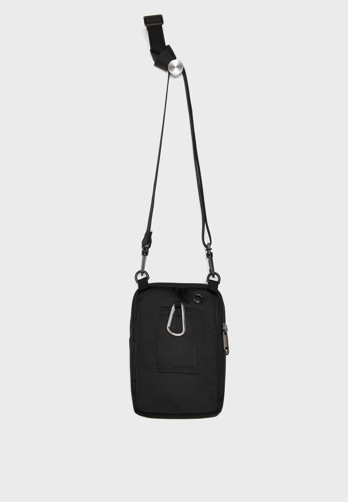 9435b7fdad Shop Seventy five black Mini Sling Bag LH-11  for Men in Saudi ...