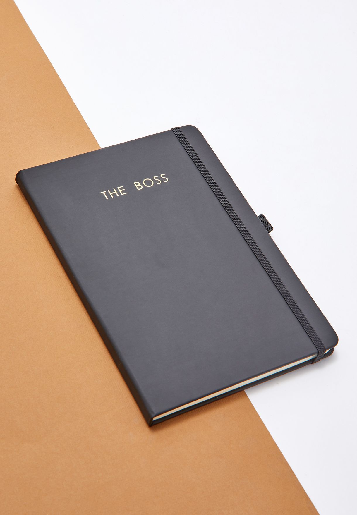 ''The Boss'' A5 Notebook