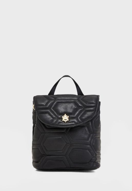 Quited Backpack