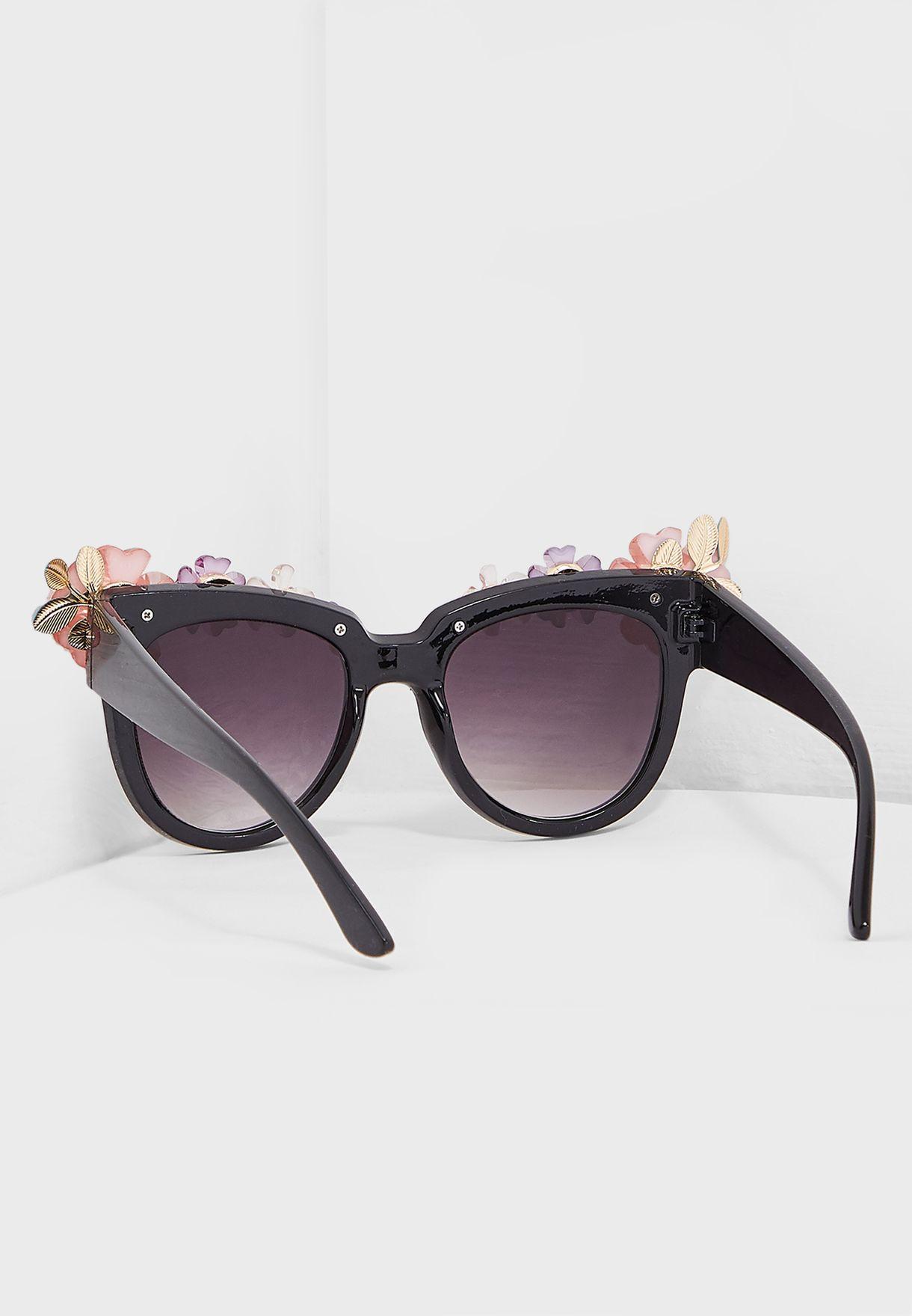 Arilan Cateye Sunglasses