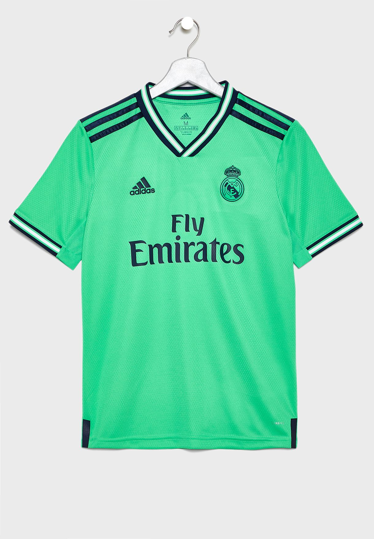 sneakers for cheap 00a59 4cae4 Youth Real Madrid 19/20 3rd Jersey