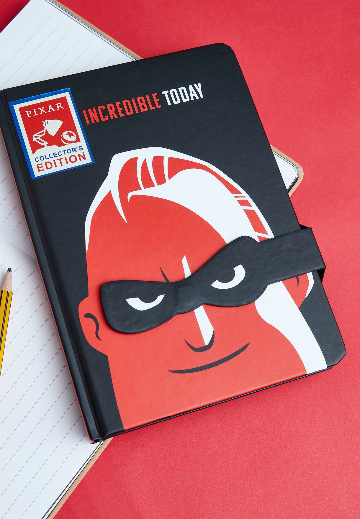 Incredibles A5 Notebook