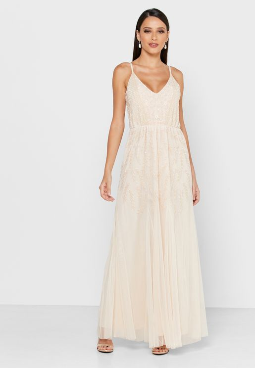 Cami Mermaid Dress