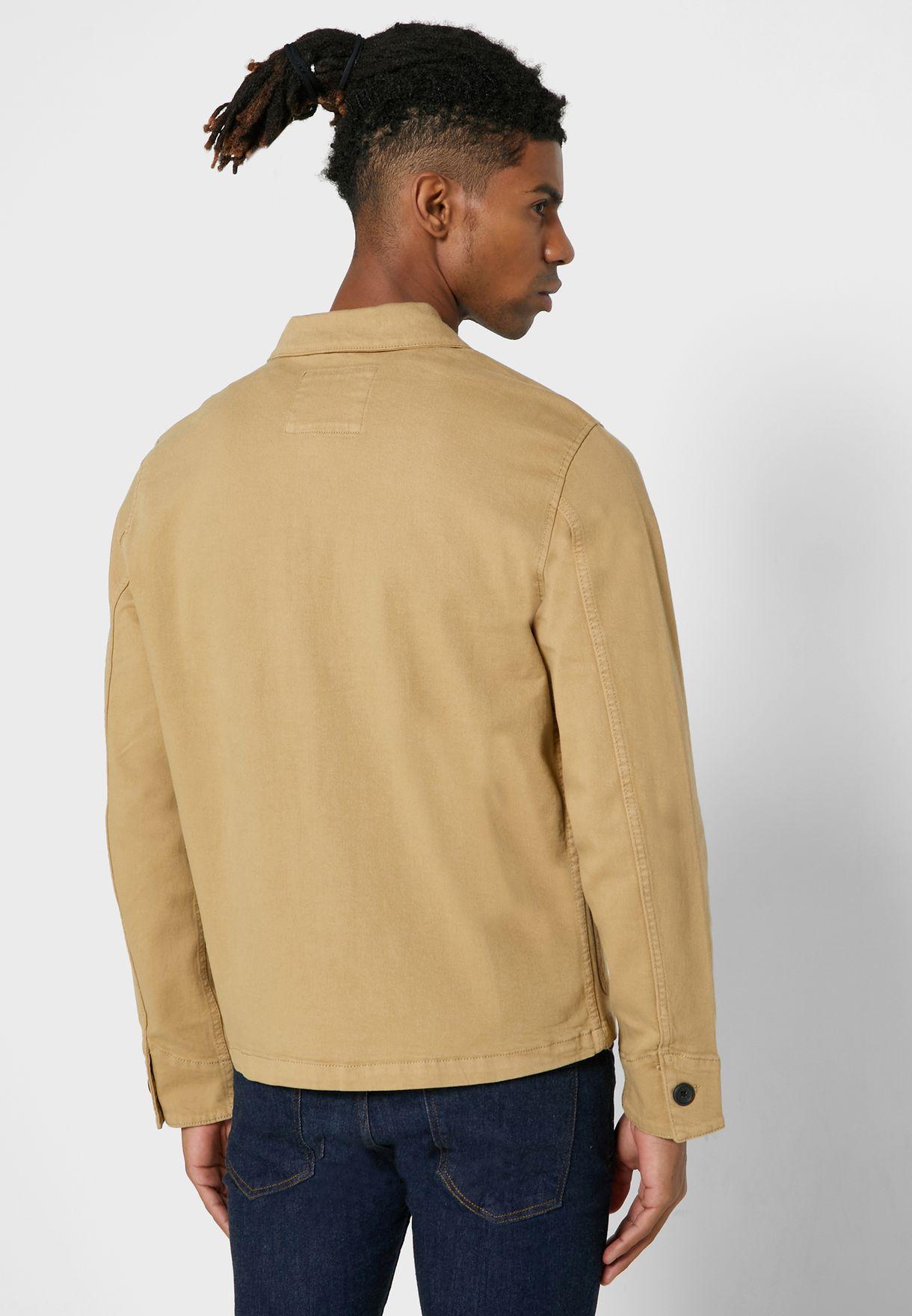 Lucas Pocket Detail Jacket