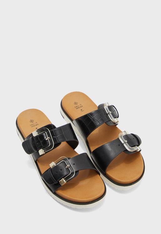 Minians Flat Sandal