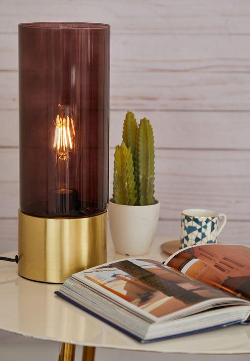 مصباح اضاءة زجاجي