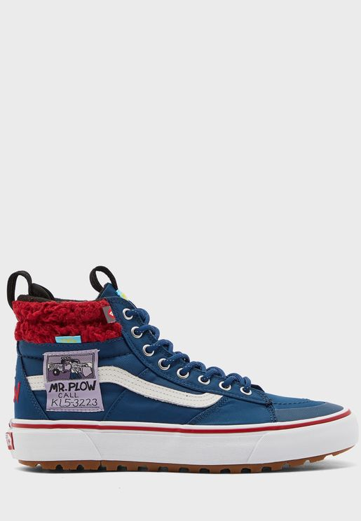 Simpsons Mr. Plow SK8-Hi MTE 2.0 DX