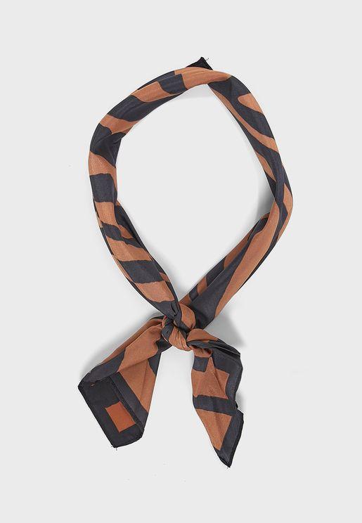 Tiger Scarves