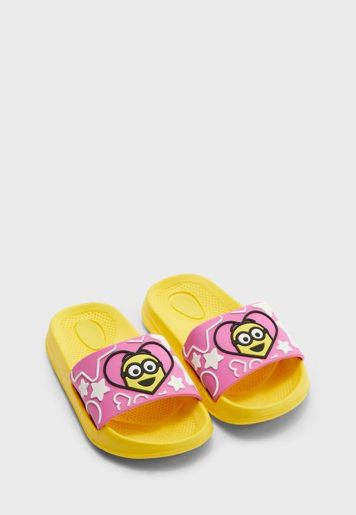 Kids Minions Slide