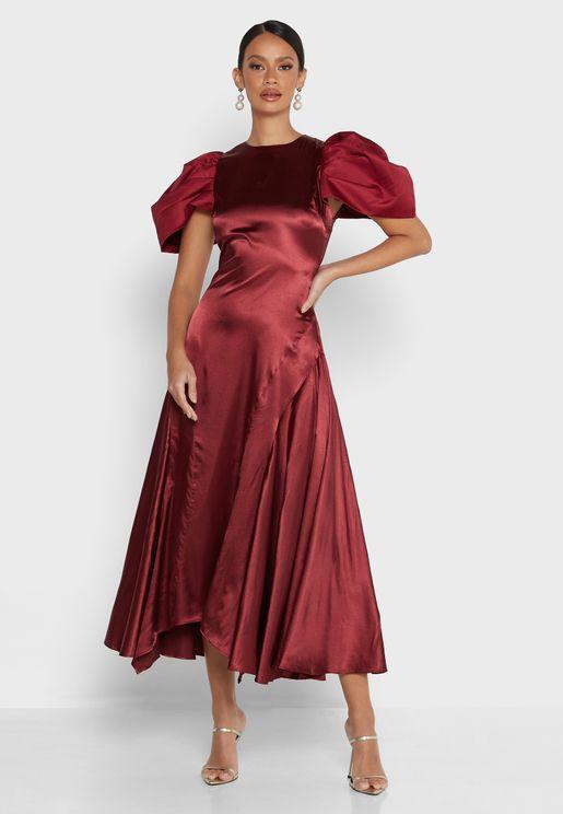 Catharina Midi Dress