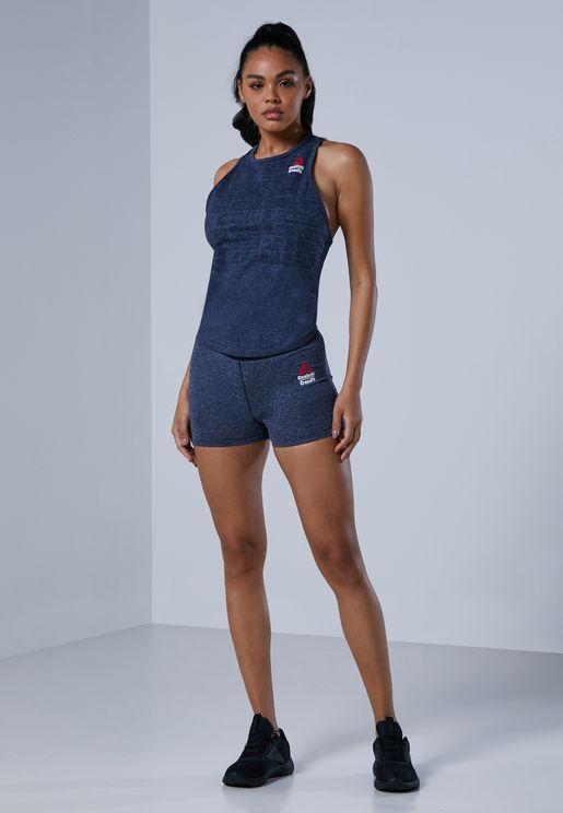 CrossFit Myoknit Bootie Shorts