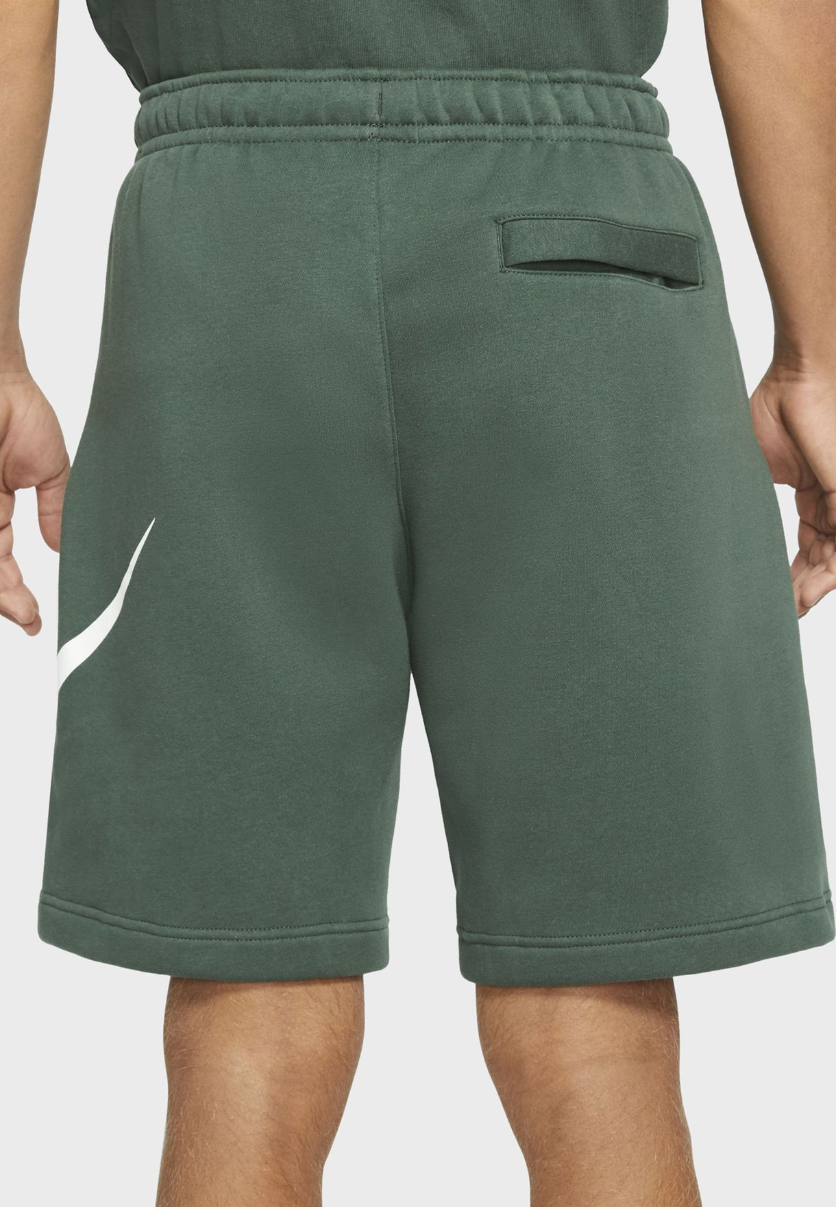 NSW Club Fleece Graphic Shorts