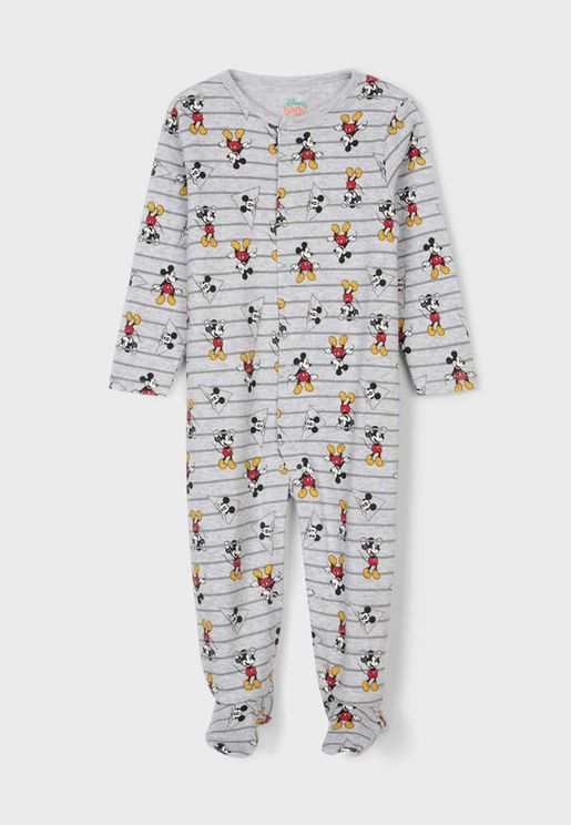 Infant Mickey Mouse Onesie